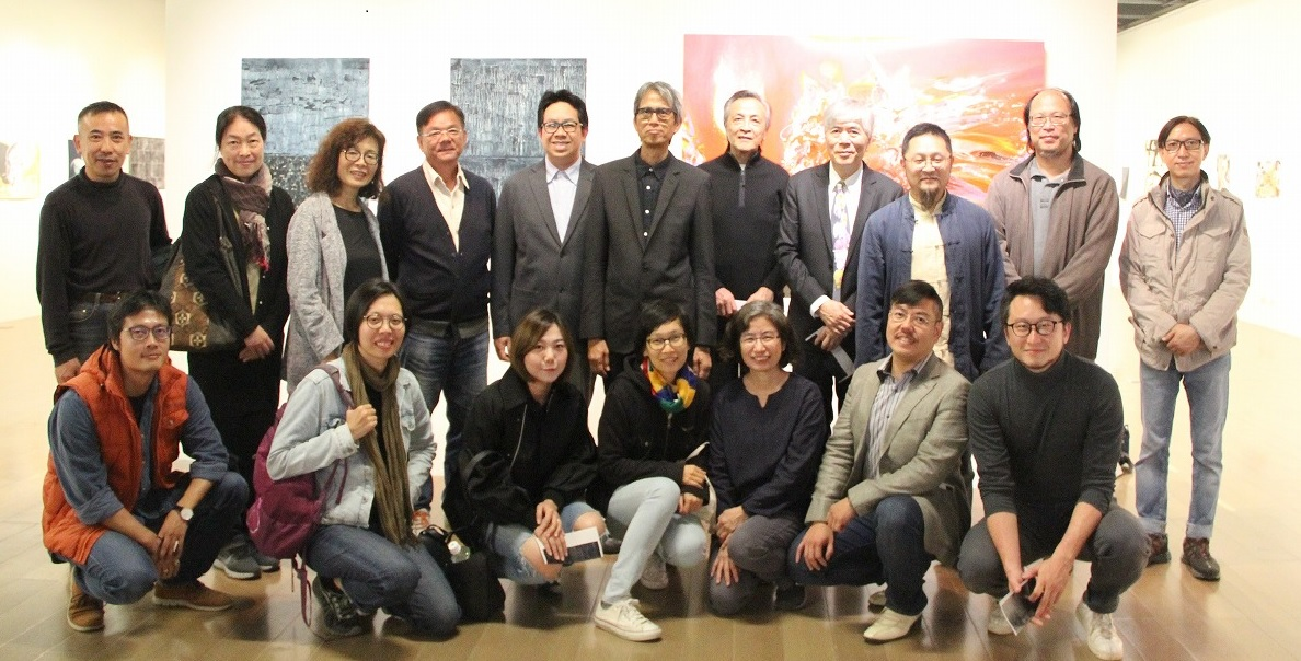 Existence Sense Art Exhibition Encouraged International Art Exchange