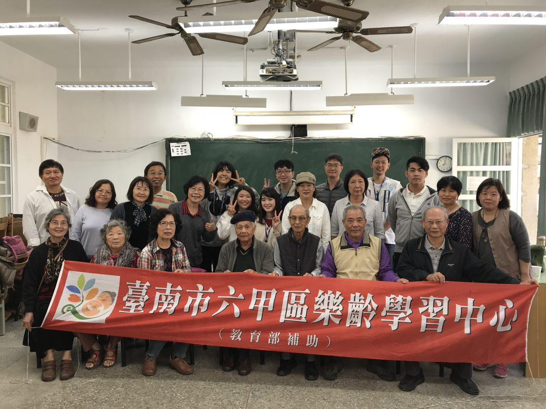 Taiwanese and Japanese university students experience Taiwan's diverse language education scene2